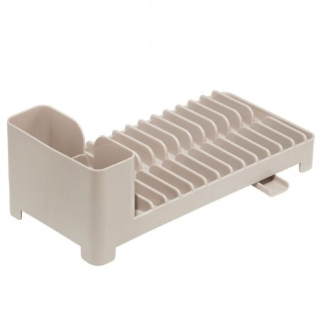 InterDesign / Clarity Compact Dish Drainer with Swivel Spout